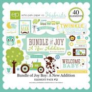 Bundle of Joy Boy: A New Addition Element Pack #2