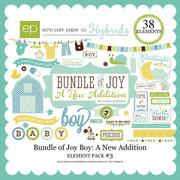 Bundle of Joy Boy: A New Addition Element Pack #3
