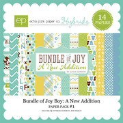 Bundle of Joy Boy: A New Addition Paper Pack
