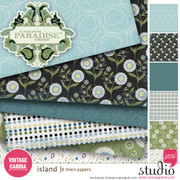 PARADISE Island Paper Pack