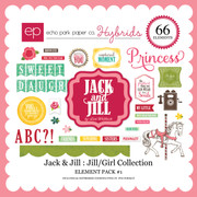 Jack & Jill: Jill/Girl Element Pack #1