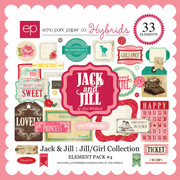 Jack & Jill: Jill/Girl Element Pack #4