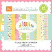 Happy Easter Paper Pack #1