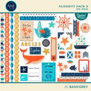 Adrift Element Pack 2