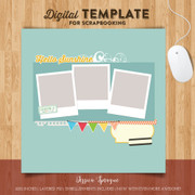 Jessica Sprague Hello Sunshine Template