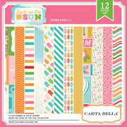Soak Up the Sun Paper Pack 1