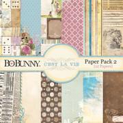 C'est la Vie Paper Pack 2