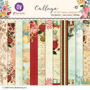 Collage Paper Pack