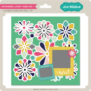 Patchwork Layout Template 1