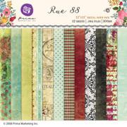 Rue 88 Paper Pack