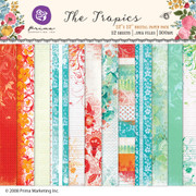 The Tropics Paper Pack