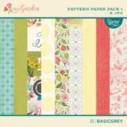 Tea Garden Paper Pack 1