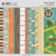 Zoo Crew | Paper 2