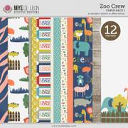 Zoo Crew | Paper 1