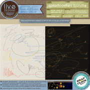 liv.edesigns Spladoodles Bundle - Splendid Spladoodles + Splengold Spladoodles