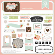 Rustic Elegance Element Pack 1