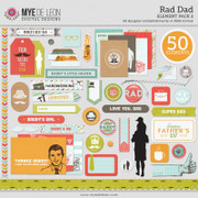Rad Dad | Element Pack 2