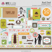 Rad Dad | Element Pack 1