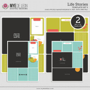 Life Stories | Template Set 5