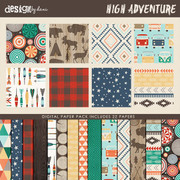 High Adventure Paper Pack