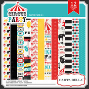 Circus Party Paper Pack 1