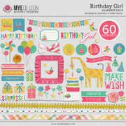 Birthday Girl | Element Pack