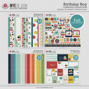 Birthday Boy | Complete Collection