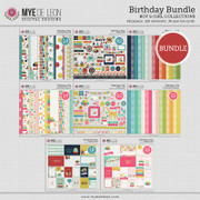Birthday Bundle | Boy & Girl Collection