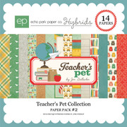 Teacher's Pet Paper Pack #2