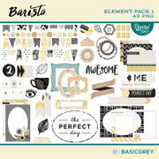 Barista Element Pack 1