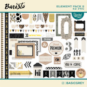 Barista Element Pack 2