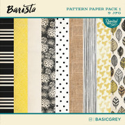 Barista Paper Pack 1