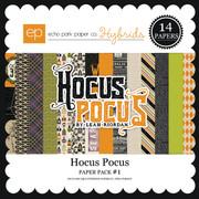 Hocus Pocus Paper Pack #1