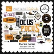 Hocus Pocus Element Pack #2