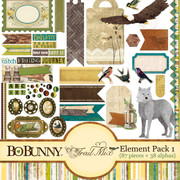 Trail Mix Element Pack 1