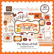 The Story of Fall Element Pack 1