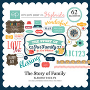 The Story of Family Element Pack 1
