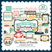 The Story of Family Element Pack 3