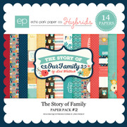 The Story of Family Paper Pack 2