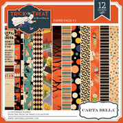 Trick or Treat Paper Pack 1