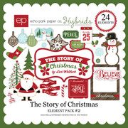 The Story of Christmas Element Pack 2