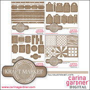 Kraft Market Full Collection