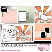Easy Albums Set 1