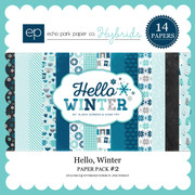 Hello Winter Paper Pack 2