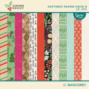 Juniper Berry Paper Pack 2