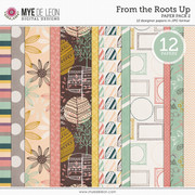 From the Roots Up   Paper Pack 2