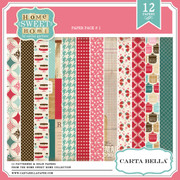 Home Sweet Home Paper Pack 1