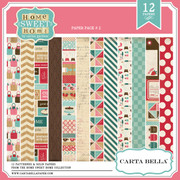 Home Sweet Home Paper Pack 2