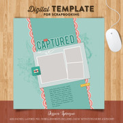 Jessica Sprague Joy Captured Template