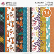 Autumn Calling | Paper Pack 1